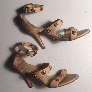Authentic  Womens Versace Heels Size 7
